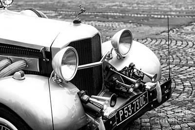 Photograph - Paris Rolls Style by John Rizzuto
