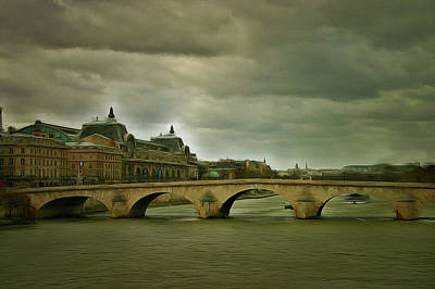 Digital Art - Paris Sight by Yury Malkov