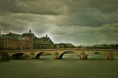 Paris Sight Art Print