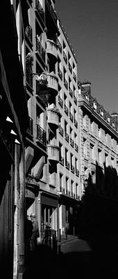 Photograph - Paris Streets 1b by Andrew Fare