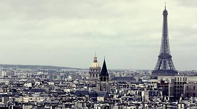 Photograph - Paris by Tara Lowry