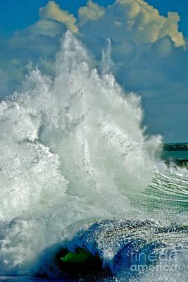Photograph - Parish Wave by Michael Cinnamond