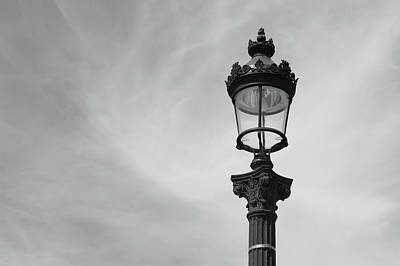 Photograph - Parisian Light by Helen Northcott