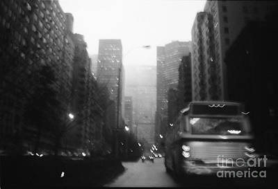 Photograph - Park Ave. Manhattan by Steven Macanka
