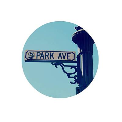 Digital Art - Park Ave T Shirt by Valerie Reeves
