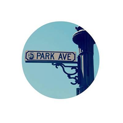 Digital Art - Park Ave T Shirt by Valerie Reeves
