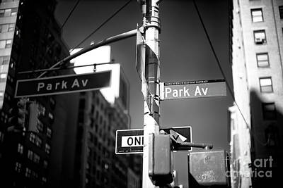 Photograph - Park Avenue Historic District by John Rizzuto