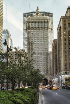 Photograph - Park Avenue Midtown by Belinda Greb