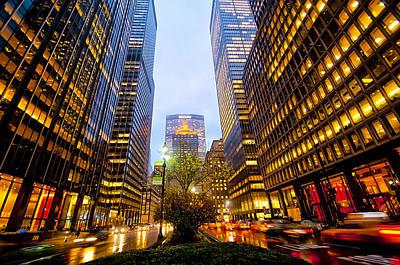 Keith Richards - Park Avenue NYC by Svetlana Sewell