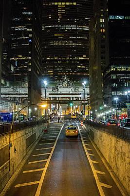 Photograph - Park Avenue by Robert J Caputo