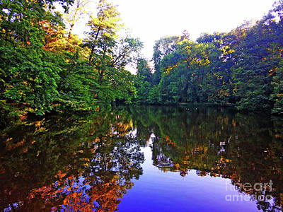 Photograph - Park Maksimir - Zagreb, Croatia No. 4 by Jasna Dragun