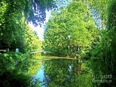 Photograph - Park Maksimir - Zagreb, Croatia No. 8 by Jasna Dragun