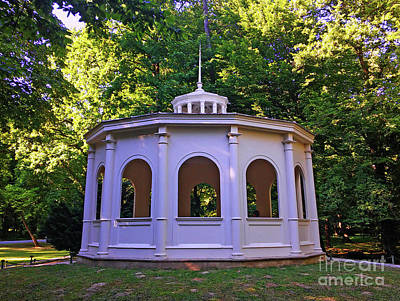 Photograph - Park Maksimir - Zagreb, Croatia No. 9 by Jasna Dragun