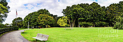 Photograph - Park Panorama by William Norton