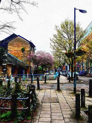 Photograph - Park Street Southwark by Dorothy Berry-Lound