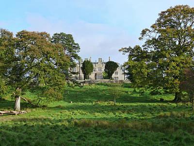 Photograph - Parkanaur Manor House by Colin Clarke