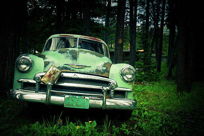 Photograph - Parked For The Last Time by John De Bord