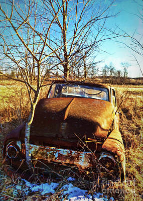 Photograph - Parked In Ohio by Janice Rae Pariza