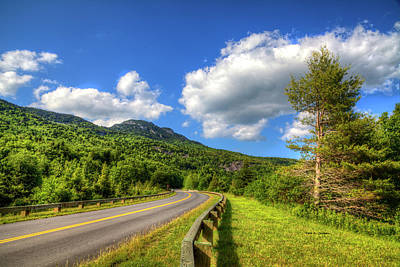 Photograph - Parkway Dreaming by Dale R Carlson