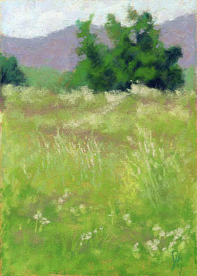 Painting - Parkway Spring by David King