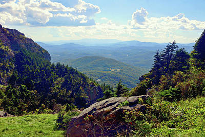 Photograph - Parkway View by Meta Gatschenberger