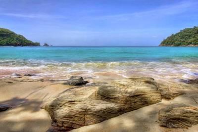 Photograph - Englishman's Beach by Nadia Sanowar