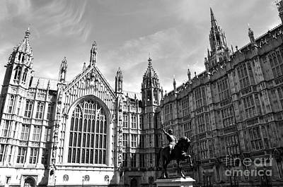 Photograph - Parliament 2 by Andrew Dinh