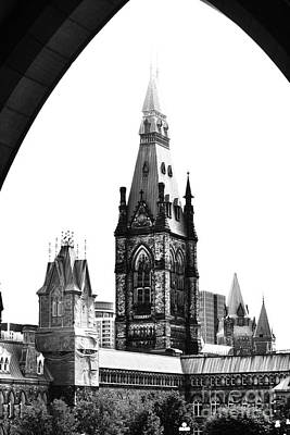 Photograph - Parliament 2 by Traci Cottingham