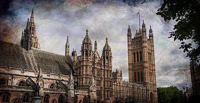 Photograph - Parliament by Bill Howard