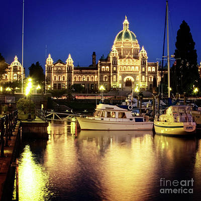 Photograph - Parliament Harbor by Scott Kemper