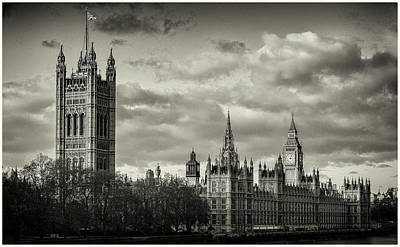 Photograph - Parliament by Stewart Marsden