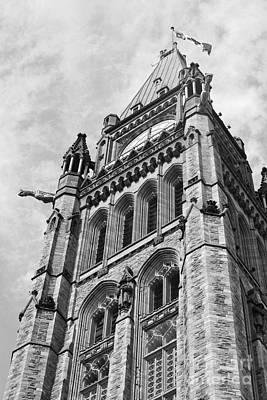 Photograph - Parliament by Traci Cottingham