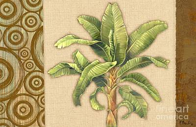 Parlor Painting - Parlor Palm Horizontal by Paul Brent
