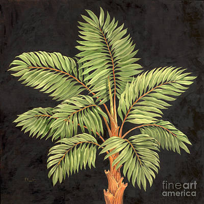 Parlor Painting - Parlor Palm I by Paul Brent