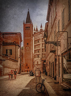 Photograph - Parma, Italy - Parma by Mark Forte