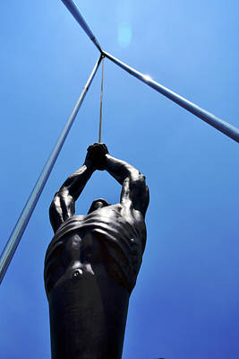 Photograph - Parque De Las Esculturas No. 21-1 by Sandy Taylor