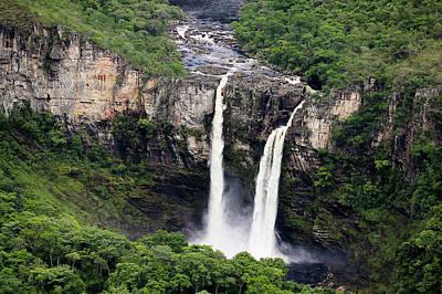 Que Photograph - Parque Nacional Chapada Dos Veadeiros by Paul Fearn