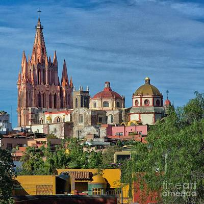 Photograph - Parroquia  by Nicola Fiscarelli