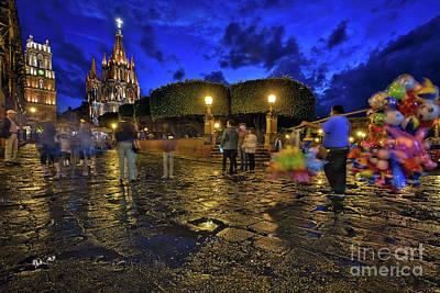 Photograph - Parroquia De San Miguel Arcangel - San Miguel De Allende, Mexico by Sam Antonio Photography