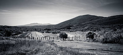 Photograph - Part Of Ancient Messenei. The Stadium / Greece by Stavros Argyropoulos