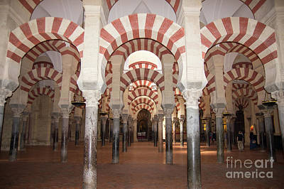 Photograph - Part Of Cordoba's Mezquita by Rod Jones