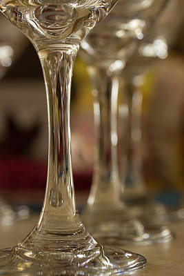 Photograph - Party 2 by Mike Eingle
