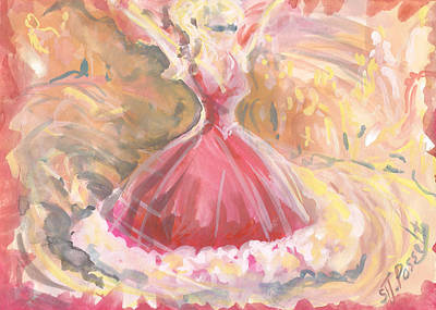 Party Girl Original by Sheri Jo Posselt