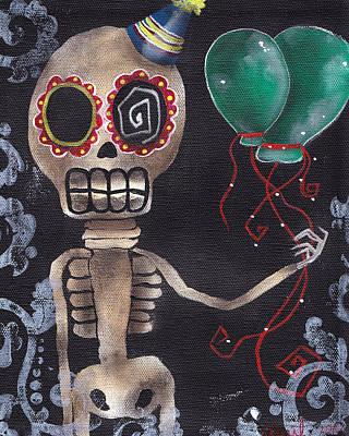 Party Killer Art Print