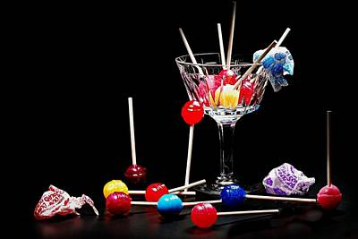Photograph - Party Pops by Diana Angstadt