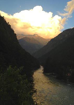 Parvati Photograph - Parvati River by Anna Novikova