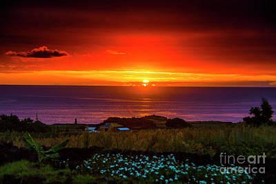 Photograph - Pascua Summer Set by Rick Bragan