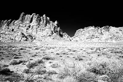 Photograph - Pass In The Rocks by John Rizzuto