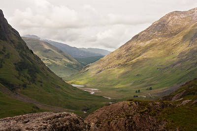 Photograph - Pass Of Glencoe II by Colette Panaioti