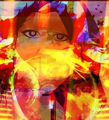Revolt Digital Art - Passage - Another Human Trade by Fania Simon